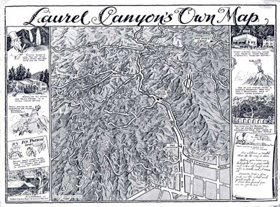 Canyon Crier Map