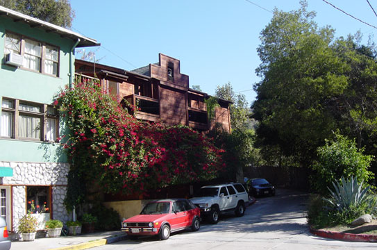 Laurel canyon association 20th century canyon history for Jim s dog house