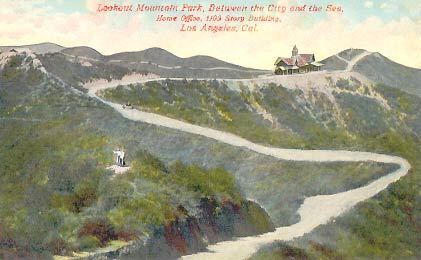 Laurel canyon association a blueprint for the future the lookout mountain inn which burned down a few years after construction as well as a short trackless trolley line malvernweather Images